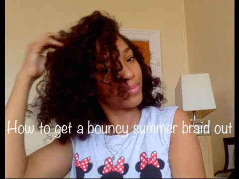 how to get bouncy hair instantly