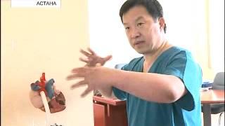 Искусственное сердце: операции в Астане спасают жизни(Насосы вместо сердца! В Астане провели уникальную операцию по замене живого органа на аппарат -- у нас есть..., 2012-07-05T03:49:26.000Z)