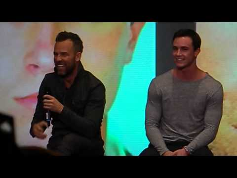 Jr Bourne and Ryan Kelley @ NemetonItaCon 211214