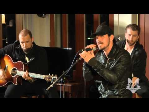 Fox Uninvited Guest with Three Days Grace - Never Too Late