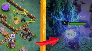 We Got the Battle Machine's Ability : Electric Hammer I LEVEL 5 BATTLE MACHINE I Clash of clans