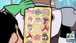 Teen Titans Go: Titans Most Wanted - Playing Bad Guy Bingo (Cartoon Network Games)