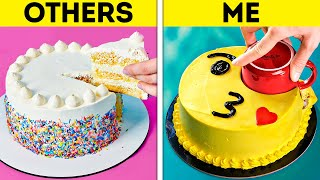 Cute And Sweet Food Hacks And Dessert Ideas That Will Melt In Your Mouth || Cake Decor And Chocolate