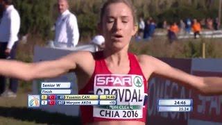 European Cross Country Championships Chia 2016 - Senior Women