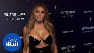 Larsa Pippen takes the plunge at Pretty Little Thing bash