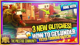 Fortnite S4: 3 NOUVEAUX GLITCHES! Semi-DIEU Mode, Shoot UNDER MAP Tilted Towers,Plus! Ps4/Xb1/PC Juin 2018