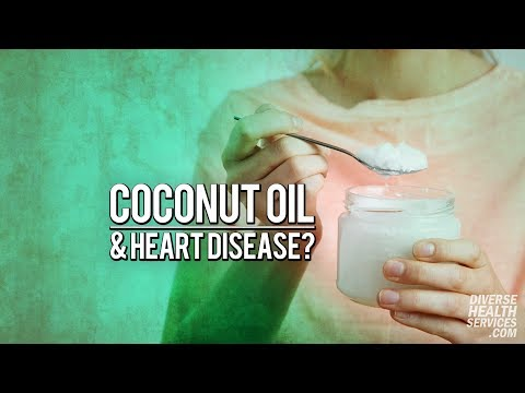Coconut Oil & Heart Disease • Get Your Oils Up