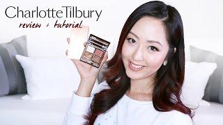 REVIEW: Charlotte Tilbury Makeup + Tutorial
