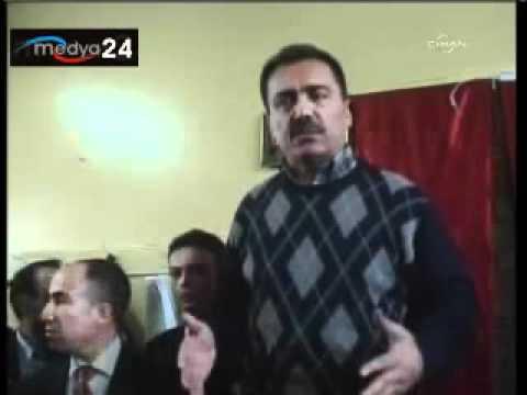 Muhsin Yazıcıoğlu MHP Genel Başkanı Devlet Bahceli'ye Yüklendi