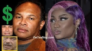 Geoffrey Owens Accepts Nicki Minaj $25k After She Reportedly Never Paid but Donates it to Charity ??
