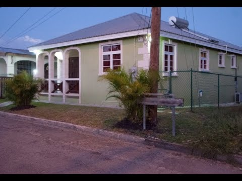House For Sale In Friendship, St Michael - Barbados, West Indies