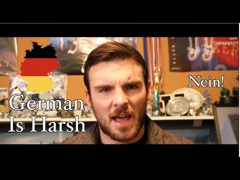 Why Americans Think German Sounds So Harsh