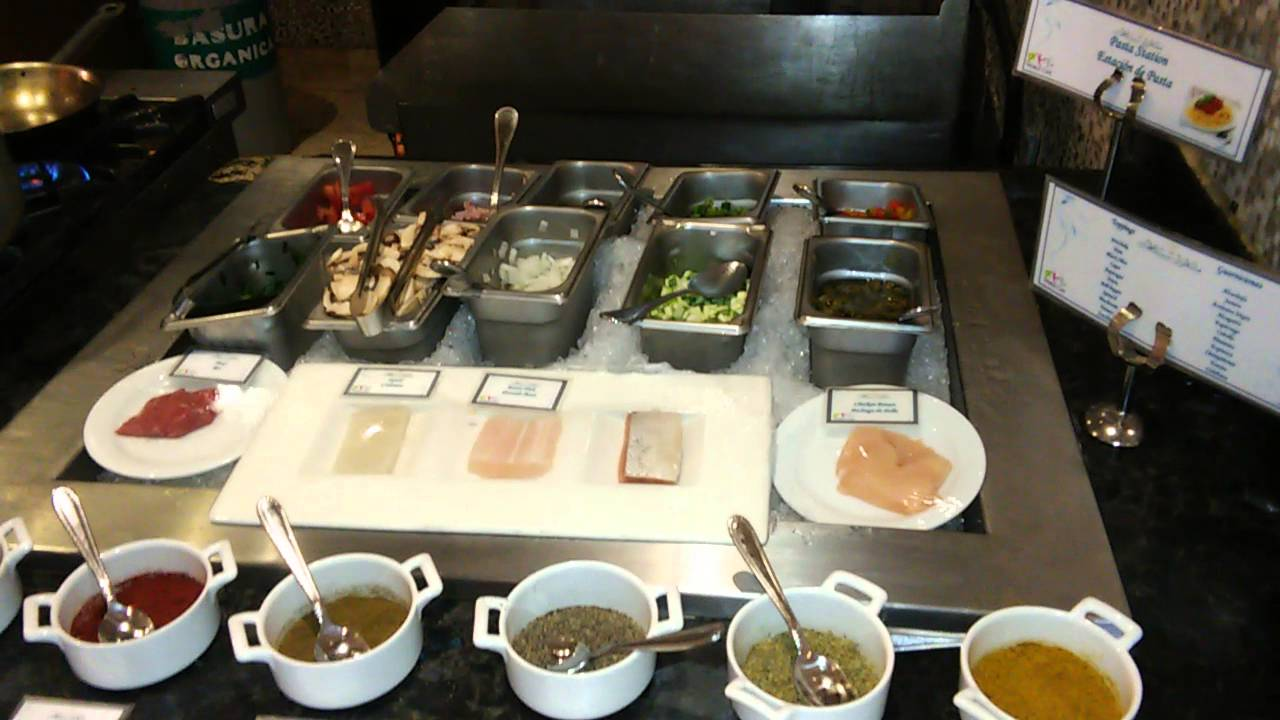 Secrets Maroma World Cafe Restaurant