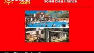 Camping Le Soleil Bleu - Mobilhome - France