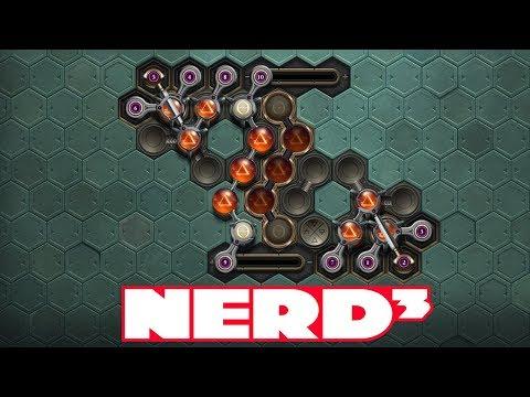 Nerd³ Recommends Opus Magnum - Alchemy Machines