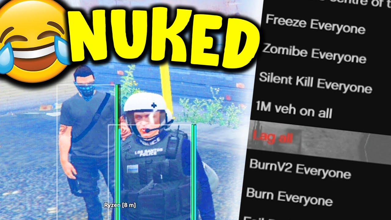 The WORST Server on GTA 5 RP (I DESTROYED IT)