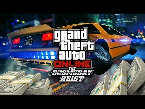 wir kaufen alles gta online doomsday heist youtube. Black Bedroom Furniture Sets. Home Design Ideas