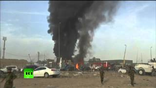 Al menos 31 muertos en un atentado con un coche bomba en Bagdad