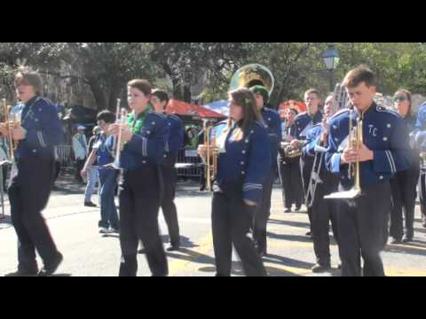 Towns County High School Marching Band