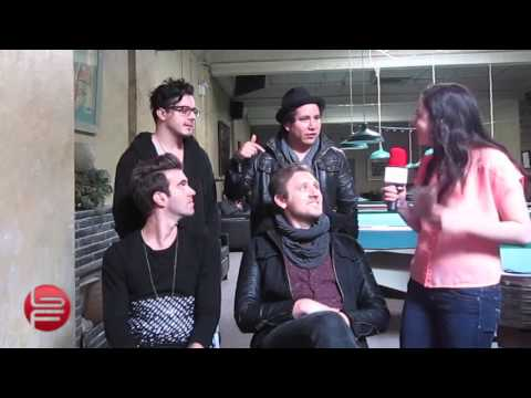 Interview With American Authors