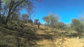 Kalahari Challenge 2013 - Day 2