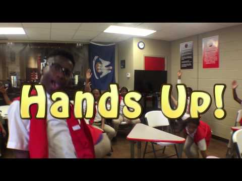 Excellence Academy Hands Up 2015