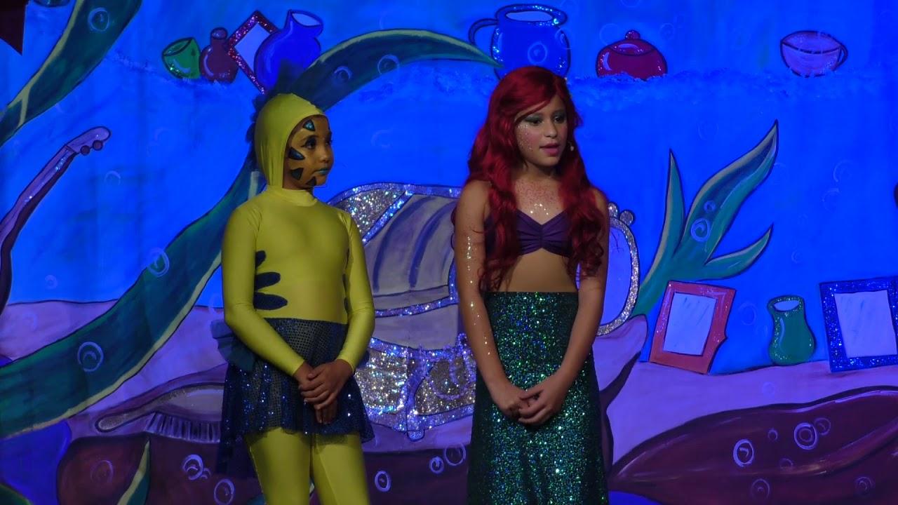 WLE Little Mermaid Drama Factory Show