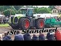 AgraSport Nr 1 Lützow Rosenow 18t Standard + 6t  Trecker Treck / Tractor Pulling