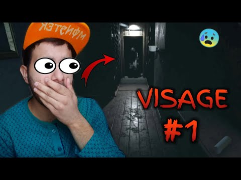 This is the real Horror Game ???? (Visage Chapter 1 - Part 1)