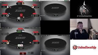 Schwiizer Poker Stream - NL500 Zoom Pokerstars #4 (Part 3)