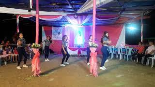Former Eriguel Dancers Dance Presentation in Acao Bauang La Union