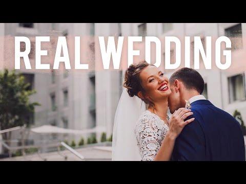 Real Wedding: Dima + Anya