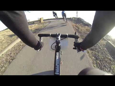 Race the Place 2014   Full race onboard with Billy Flores   AllFixedgear