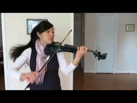 Chains by Nick Jonas - Electric cello/violin cover