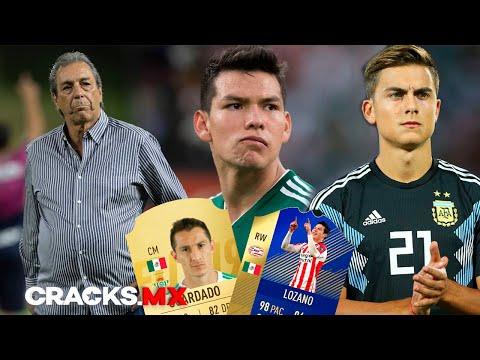 CLÁSICO TAPATÍO, el MEJOR: BOY | TOP 100 de FIFA 20 sin MEXICANOS | ARGENTINA, lista para el TRI