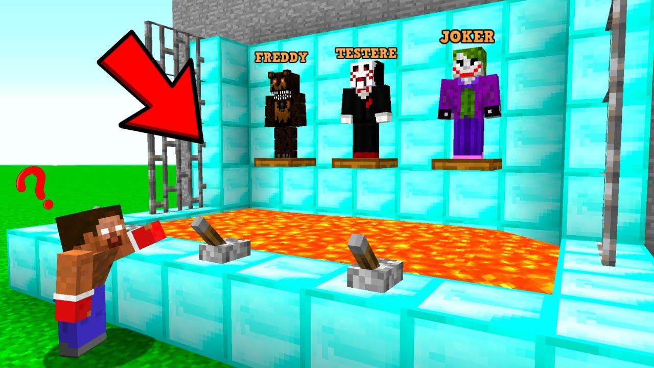 HEROBRİNE GERÇEK SUÇLUYU ARIYOR! - 😱 - Minecraft