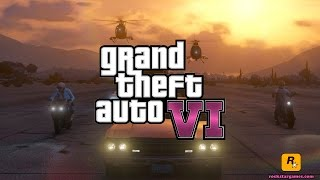 Gta 6 - Grand Theft Auto Vi:  Gameplay Video Pc/ps4/xone Preview Trailer