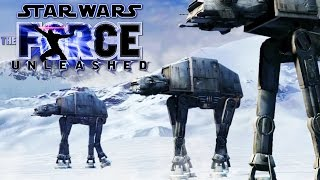 Star Wars The Force Unleashed Part 13: Hoth