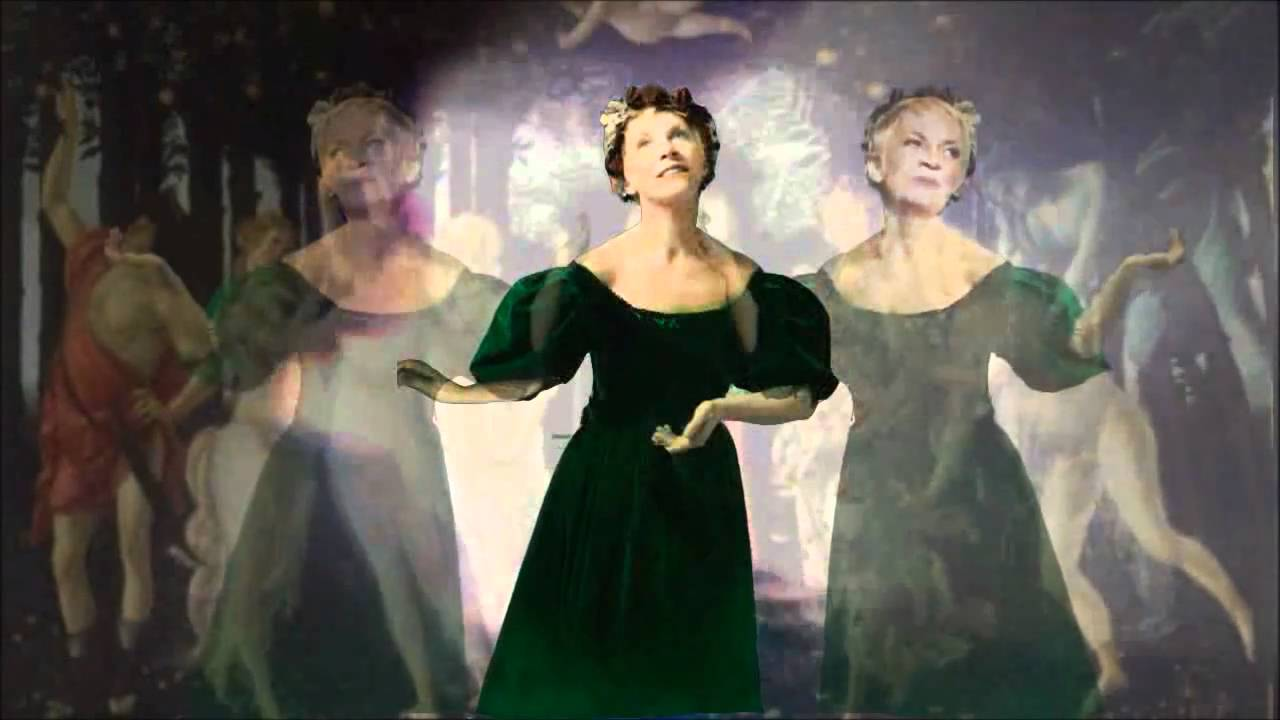 Annie Lennox - Angels From the Realms of Glory HD - YouTube