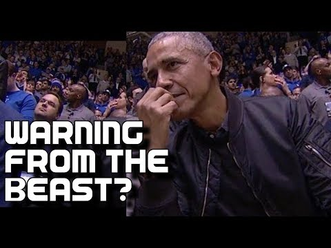 "Obama's ""BOMBER"" JACKET 