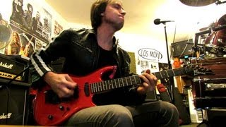 "Andy Timmons - ""I Remember Stevie"" (Cover) - Ignacio Torres (N…"