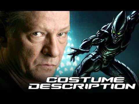 Green Goblin's Suit Description 'The Amazing Spider-Man 2 ...
