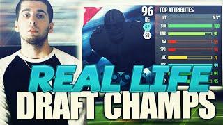 Real Life Draft Champions!!!