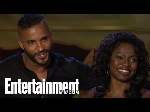 american-gods:-orlando-jones,-ricky-whittle-&-more-break-down-episode-1-|-entertainment-weekly