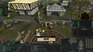 [撕裂魂Live] RuneScape (RS3) - 印銀紙 (Money Making)  [Day 2]