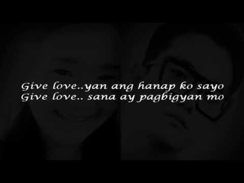 AKMU - Give Love (JPsoliva x VenSiy Filipino Tagalog Cover Version) Lyrics Video