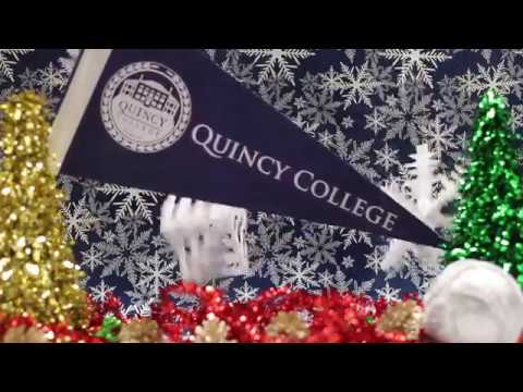 Happy Holidays from Quincy College