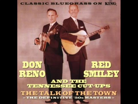 1725 Don Reno & Red Smiley - Barefoot Nellie