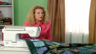 Baby Lock Ellegante 2 Embroidery and Sewing Machine Overview