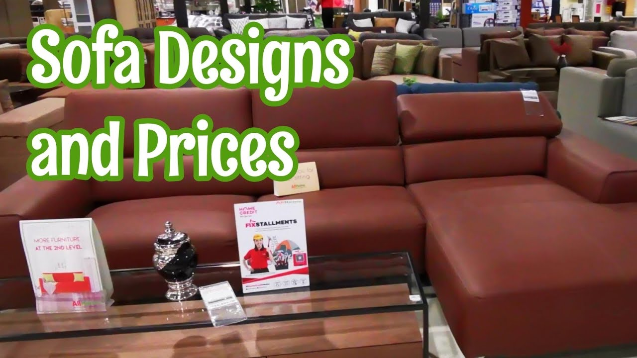 sofa designs and prices | all home furnitures philippines